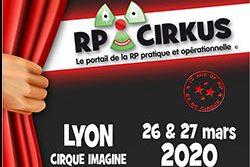 HTDS sera présent à RP Cirkus en Mars 2020