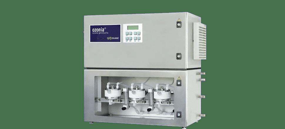 Ozonia Membrel Electrolytic Ozone Generators