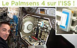 Le Palmsens 4 : premier potentiostat dans l'espace
