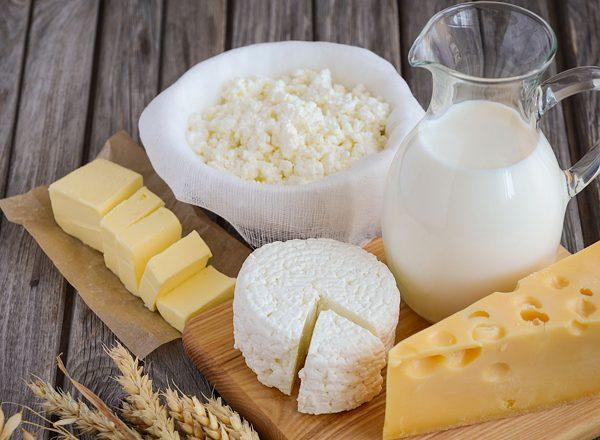 Analyse des produits laitiers