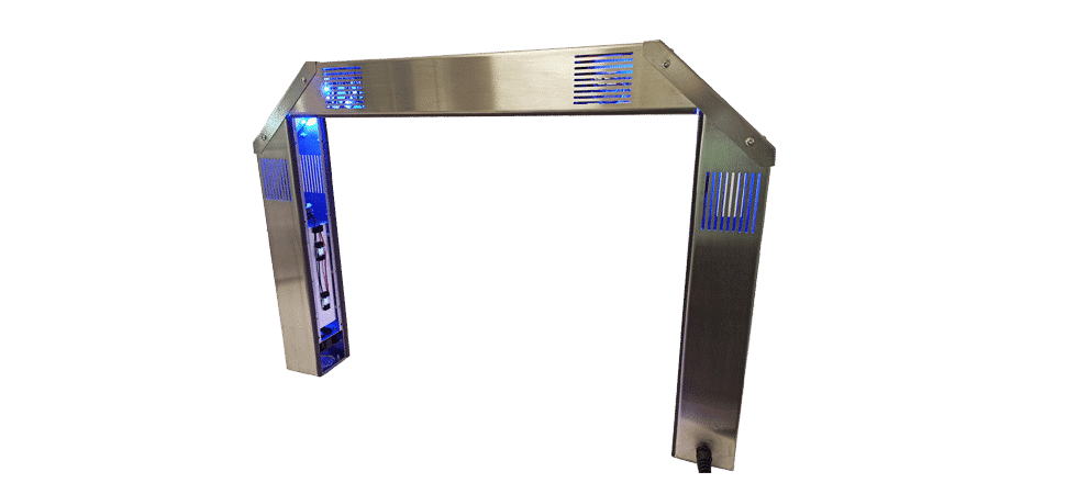 UV Sanitizer Portal