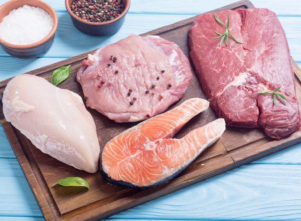 Analyse des viandes et produits de la mer
