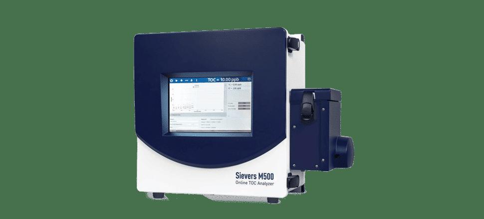 Analyseur de COT Sievers M500 Online