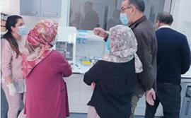 L'Institut National de recherches Agronomiques du Maroc se fie à HTDS