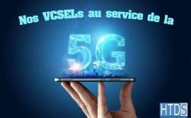 Nos VCSELs au service de la 5G !