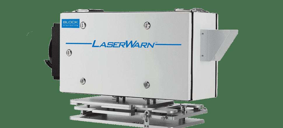 LaserWarn : Système de détection chimique à voie ouverte