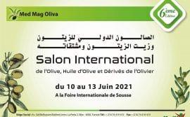 HTDS participe au salon Med Mag Oliva Tunisie 2021