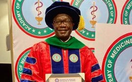 Redeemers' University in Nigeria: A partnership that lasts